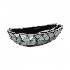 Schelpen schaal-Eric-Kuster-stijl-Silver