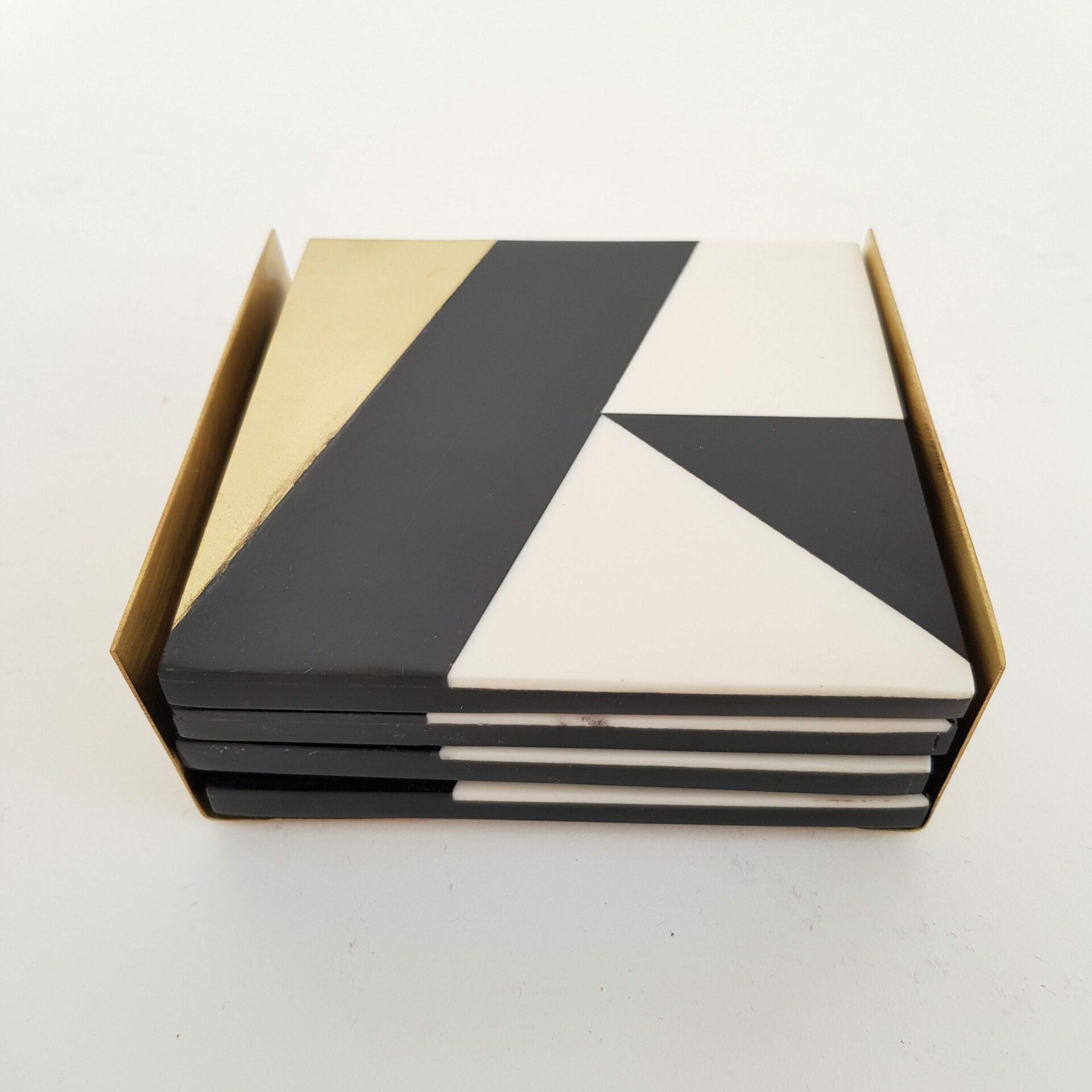 ONDERZETTERS-ARTDECO-GOLD-BLACK