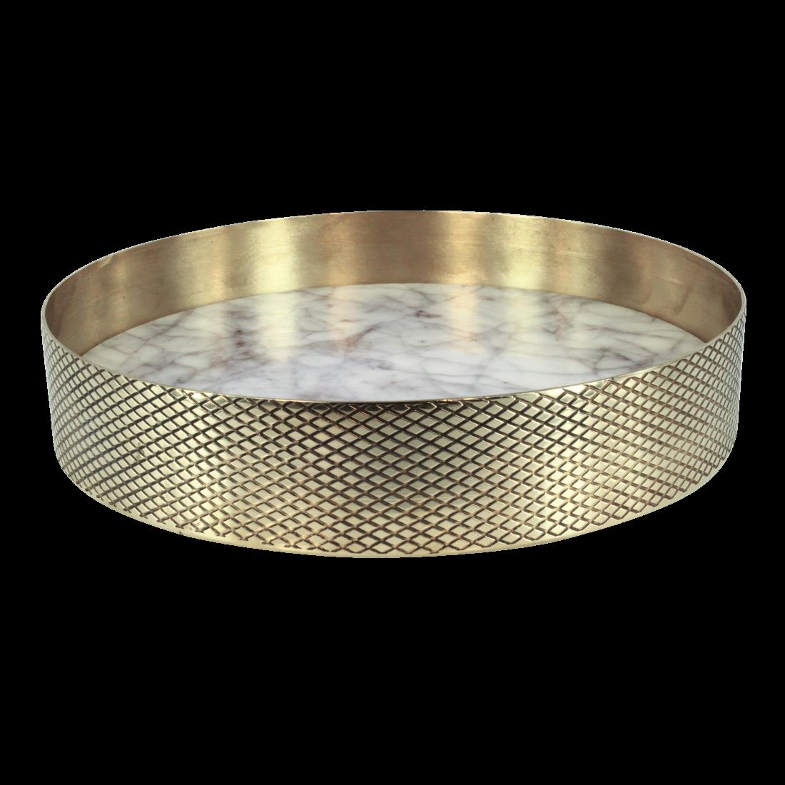The-Orbit-Tray-Small-Diamond-brassWhite-marble-small