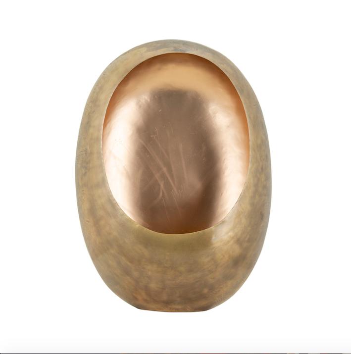 EGG-CANDLEHOLDER-GOLD