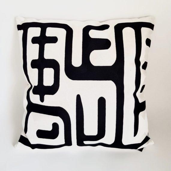 Pillow-barcelona