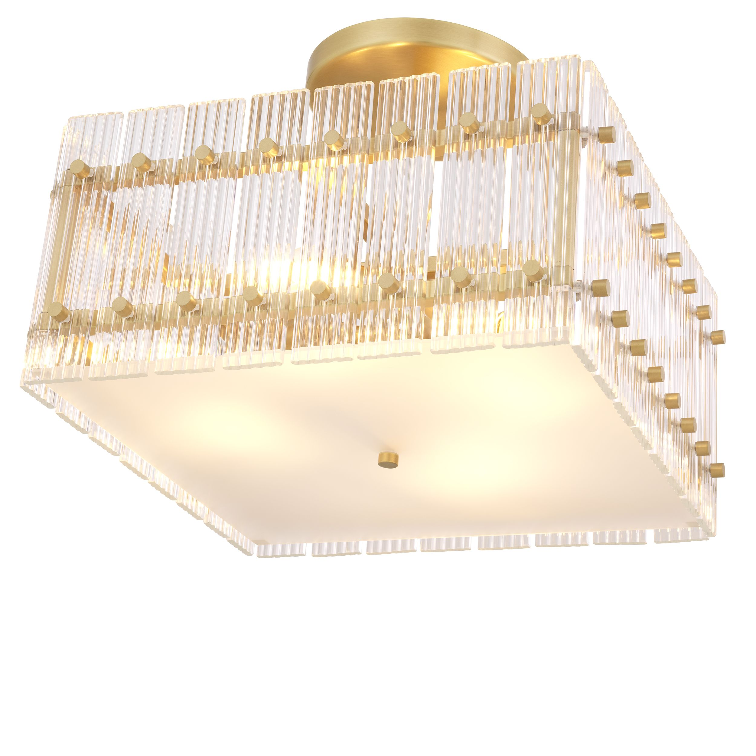 CEILING LAMP RUBY SQUARE