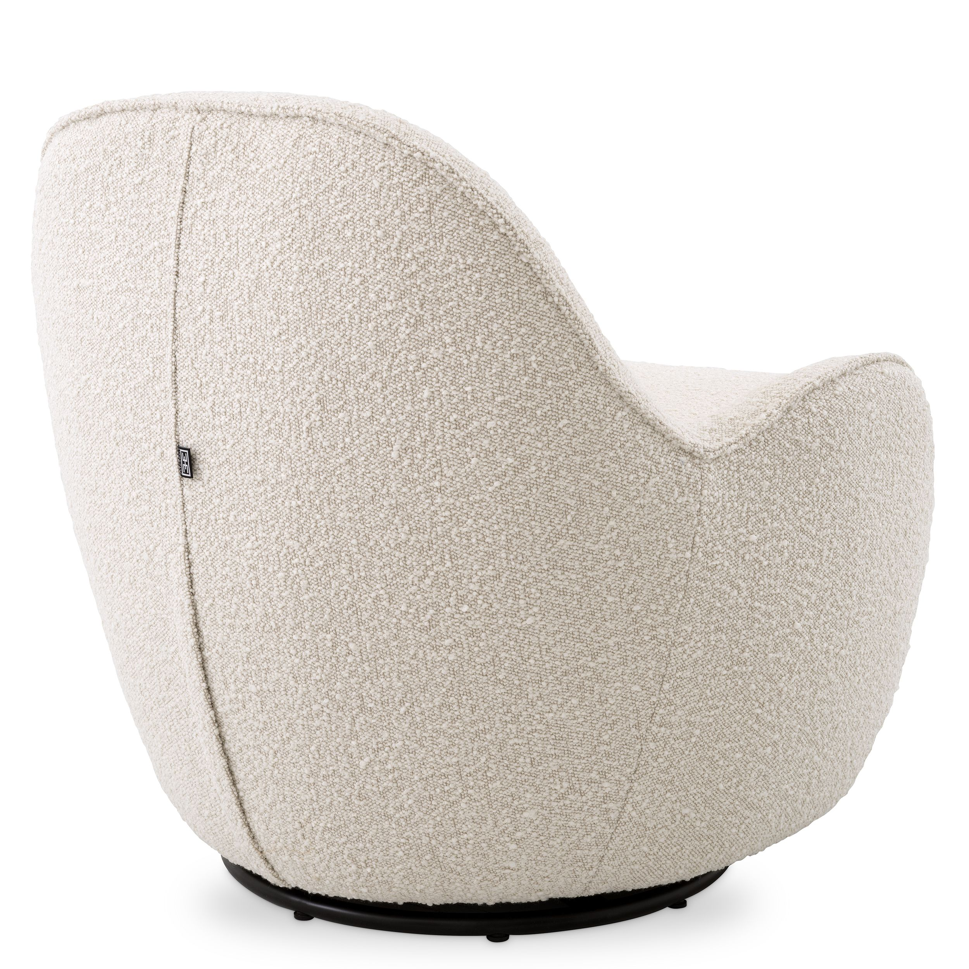 swivel-chair-cupido-eichholtz-boucle-2